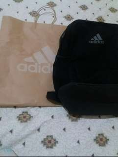 Adidas 3-Stripes Black Backpack