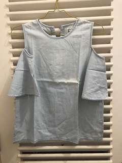Connexion - blue shirt