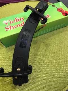 Violin shoulder Rest 3/4-4/4 size new