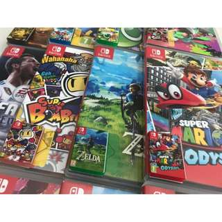 [Sale/Trade] Nintendo Switch Games