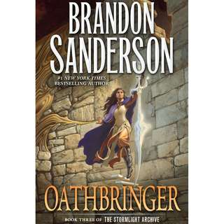 Oathbringer: Book Three of the Stormlight Archive (Brandon Sanderson)