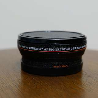 Wide Angle Lens 67mm Detachable