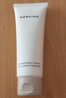 NARCISO Perfume Scented Body Lotion