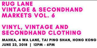 See you there !! 👗👠👛🗣 (just off Hollywood Rd, near Possession Street)