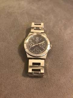Seiko 女裝 Lukia 深藍色手錶