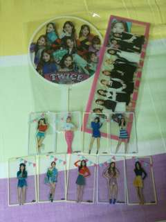 TWICE FANPACK(left 50 set)