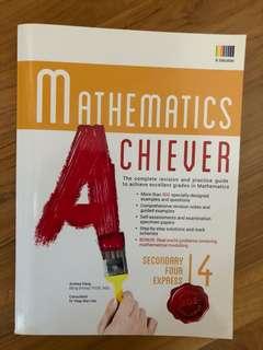 Mathematics Achiever Secondary 4 Express