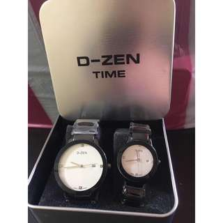 D-zen couple watch