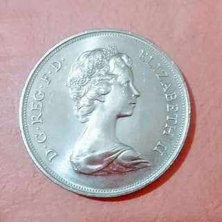 外國银色幣