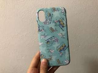 iPhone X case 購自日本