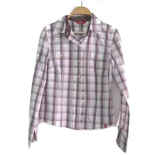 Esprit Checkered Long Sleeves
