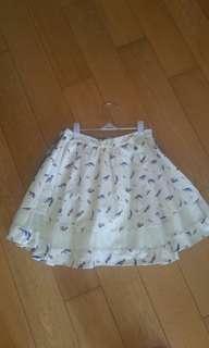 全新日本 supreme la la 裙 skirt