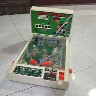 Pinball Board Game