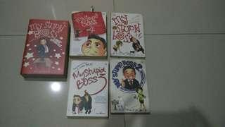 My Stupid Boss Series 1-4 & Fans Stories