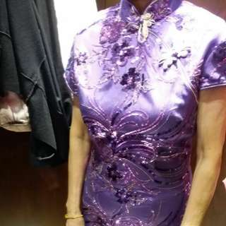 婚禮媽媽/奶奶裙 長衫 婚紗 Chinese / Wedding dress