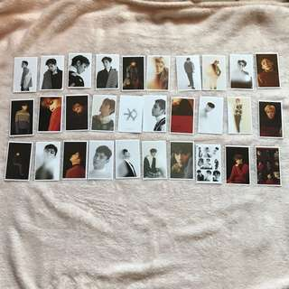 EXO MERCH: EXO LOMOCARD (For Life)