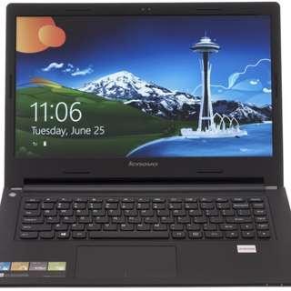 Lenovo S405 Laptop 14 inch Panel聯想獨顯筆電