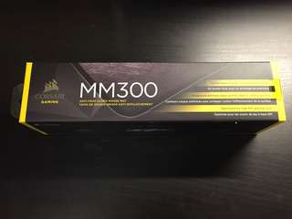 BNIB Corsair Gaming MM300 Extended Mousepad