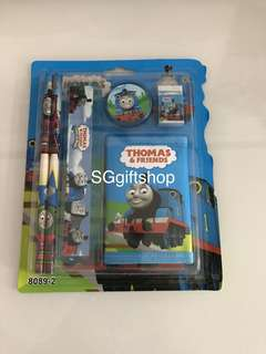 Thomas wallet stationary set- kids goodies bag gift, goodie favors
