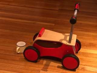 Wooden toy car high quality