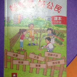 Primary school CCE textbook