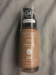 Revlon Colorstay Foundation Normal/Dry (330 Natural Tan)
