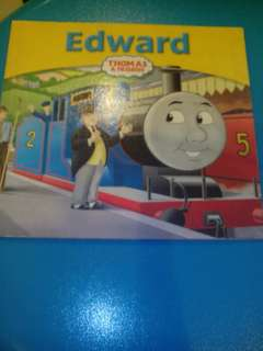 Thomas and friends Edward book