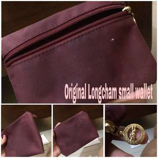 Original Longcham wallet