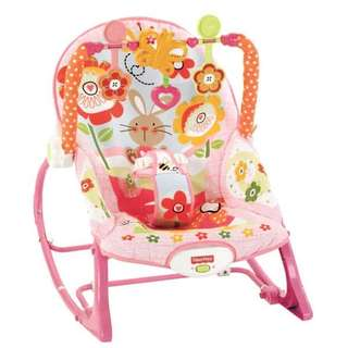 Fischer Price Infant to Toddler Rocker