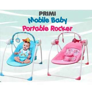 MOBILE PRIMI PORTABLE SWINGS