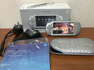 Sony PSP Slim 2006 Modified