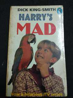 Dick King-Smith - Harry's Mad #50Under