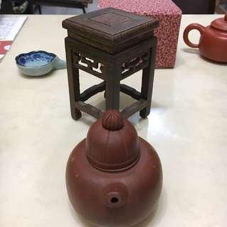 🚚 古宜興茶壺