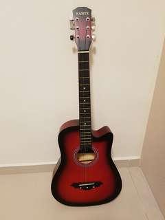 Acoustic Guitar Fante