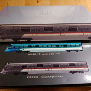 MTR Trains Model 港鐵列車 1998 (Airport express line & Tung Chung Line)