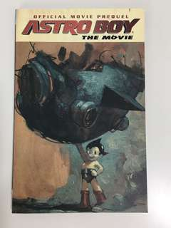 Astro Boy The Movie - Prequel cosmic