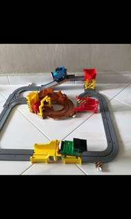 Thomas Train Set (Authentic/ Motorised)