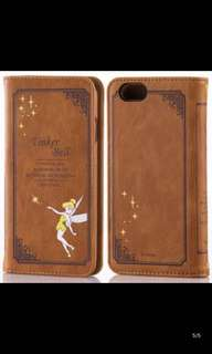 Iphone cover 6 plus Alice in the wonder land /Tinker bell
