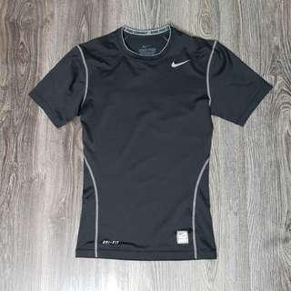 Nike mens pro combat compression top