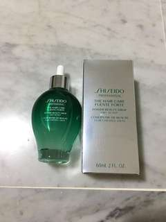 Shiseido hair serum for oily scalp 60ml