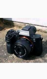 Sony Alpha A7 II + 50mm F1.8 Tanpa Kartu Kredit