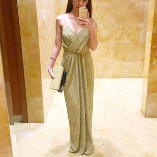 Style Staple Long Gown