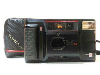 YASHICA AF-D DX Carl Zeiss 傻瓜相機