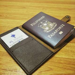 Passport holder, earphones holder, card holder, phone waller