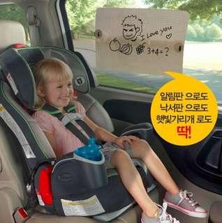 韓國出品, 汽車可寫太陽隔熱膜