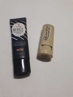 Bundle Bb cream & concealer