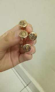 Couple Rings 【4 FOR RM10】