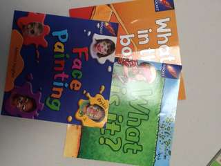 Assorted childrens book