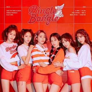 AOA BINGLE BANGLE ALBUM