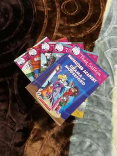 thea stilton - mouseford academy books